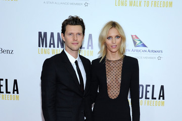 Sasha Knezevic 'Mandela: Long Walk to Freedom' Premiere — Part 4