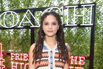 Sasha Lane Coach and Friends of the High Line Summer Party