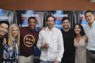 Sasha Roiz SiriusXM's Entertainment Weekly Radio Channel Broadcasts from Comic-Con 2015