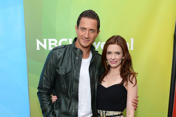 "Sasha Roiz NBCUniversal's ""2013 Winter TCA Tour"" Day 1 - Arrivals"