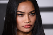 Shanina Shaik attends Savage X Fenty Show Presented By Amazon Prime Video - Arrivals at Barclays Center on September 10, 2019 in Brooklyn, New York.