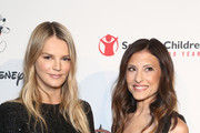 (L-R) Kelly Sawyer Patricof and Norah Weinstein attend Save The Children's Centennial Celebration: Once in a Lifetime at The Beverly Hilton Hotel on October 02, 2019 in Beverly Hills, California.