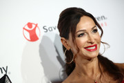Sofia Milos attends Save The Children's Centennial Celebration: Once in a Lifetime at The Beverly Hilton Hotel on October 02, 2019 in Beverly Hills, California.