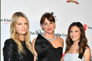 "Kelly Sawyer Patricof, Jennifer Garner and Norah Weinstein attend Save the Children's ""Centennial Celebration: Once In A Lifetime"" Presented By The Walt Disney Company at The Beverly Hilton Hotel on October 02, 2019 in Beverly Hills, California."