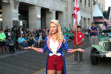 Savvy Shields Miss America 2018 - Show Me Your Shoes Parade