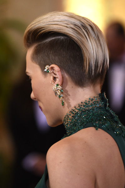 Scarlett Johansson - Arrivals at the 87th Annual Academy Awards — Part 3