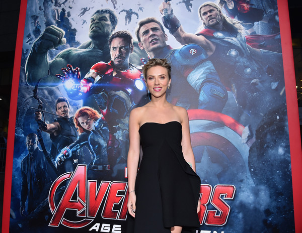 World Premiere Of Marvels Avengers Age Ultron