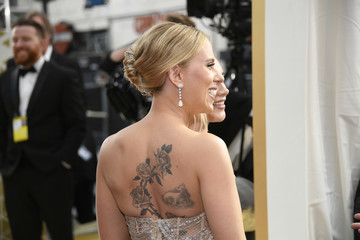 Scarlett Johansson 92nd Annual Academy Awards - Red Carpet
