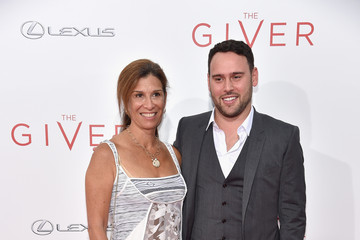 Scooter Braun 'The Giver' Premieres in NYC