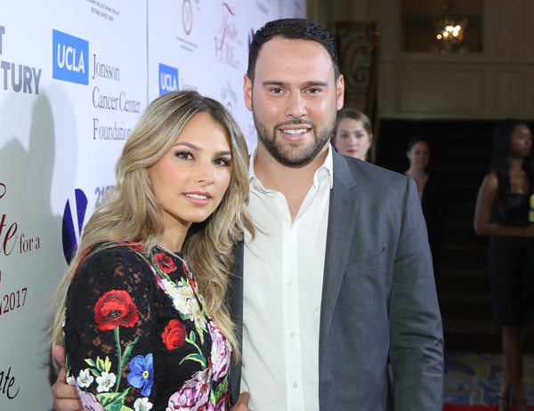 UCLA Jonsson Cancer Center Foundation Hosts 22nd Annual 'Taste for a Cure' Event Honoring Yael And Scooter Braun