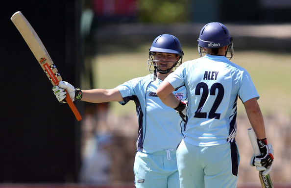 Scorpions v Breakers - WNCL