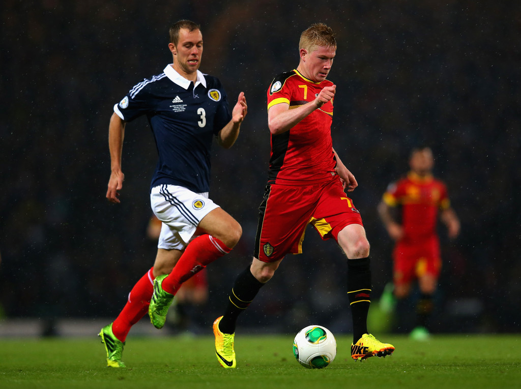 scotland v belgium - photo #16