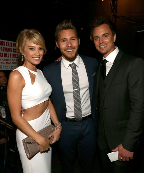 Kimberly Matula and scott clifton