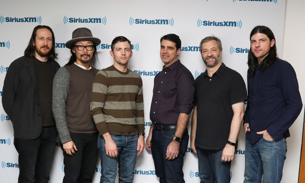 SiriusXM Town Hall With Judd Apatow, Michael Bonfiglio & The Avett Brothers Hosted By Kurt Loder