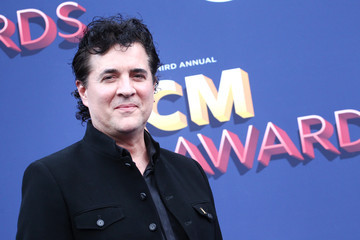 Scott Borchetta 53rd Academy Of Country Music Awards - Arrivals