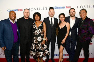 Scott Cooper Premiere Of Entertainment Studios Motion Pictures' 'Hostiles' - Red Carpet