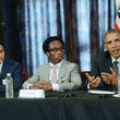 Scott Davis President Obama Launches the My Brother's Keeper Alliance at Lehman College