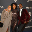 Scott Evans The 2020 InStyle And Warner Bros. 77th Annual Golden Globe Awards Post-Party - Red Carpet