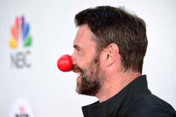 Scott Foley The Red Nose Day Special On NBC - Arrivals