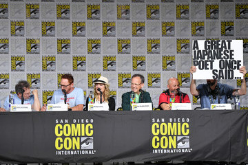 Scott Grimes Comic-Con International 2018 - 'American Dad!' And 'Family Guy' Panels