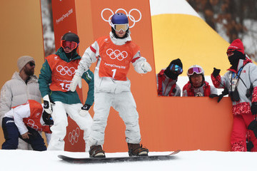 Scott James Around the Games: Day 0 - Winter Olympic Games
