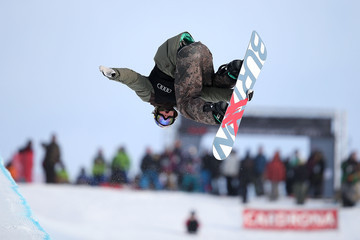 Scott James Winter Games NZ - Day 10: FIS Snowboard Halfpipe World Cup Finals