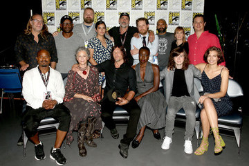 Scott M. Gimple AMC at Comic Con 2017 - Day 2