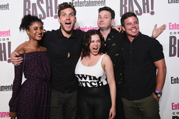 Scott Michael Foster Rachel Bloom Entertainment Weekly Hosts Its Annual Comic-Con Party At FLOAT At The Hard Rock Hotel In San Diego In Celebration Of Comic-Con 2018 - Arrivals