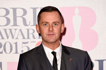 Scott Mills Arrivals at the BRIT Awards