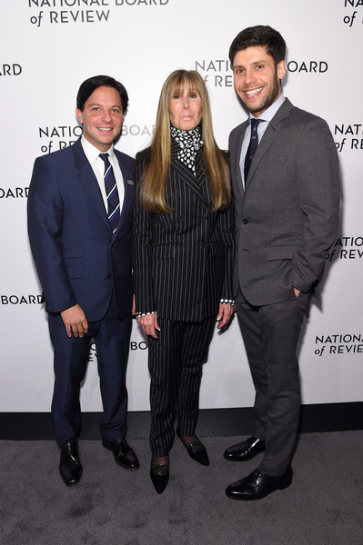 The National Board of Review Annual Awards Gala - Arrivals []