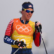 Scott Patterson Cross-Country Skiing - Winter Olympics Day 9