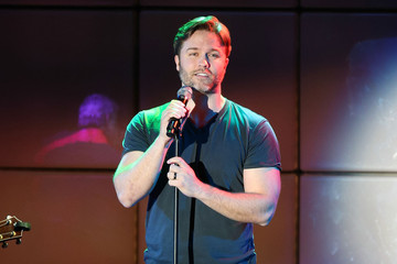 Scott Porter Inside A Night at Sardi's