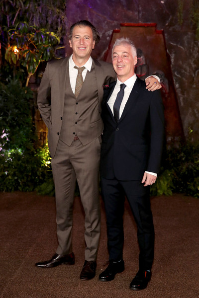 Premiere of Columbia Pictures' 'Jumanji: Welcome to the Jungle' - Arrivals