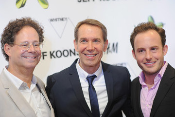 Scott Rothkopf H&M Flagship Fifth Avenue Store Launch Event