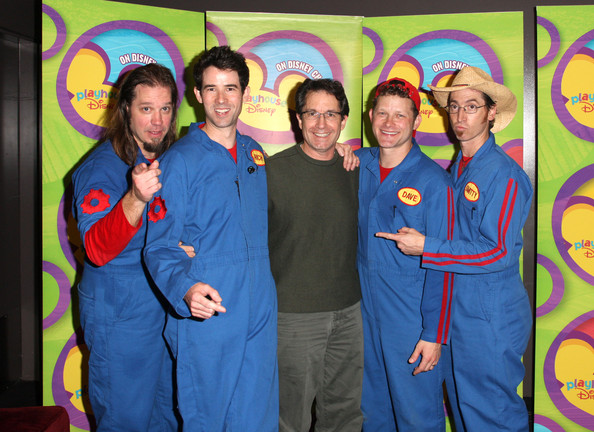 Disney's Imagination Movers In Los Angeles