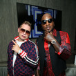 Scott Storch Prive Revaux Investor Closing Party At Club James In Beverly Hills