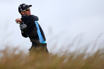 Scott Strange 144th Open Championship - Day One