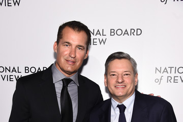 Scott Stuber Ted Sarandos The National Board Of Review Annual Awards Gala - Arrivals
