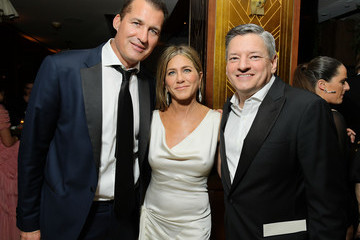 Scott Stuber Ted Sarandos 2020 Netflix SAG After Party