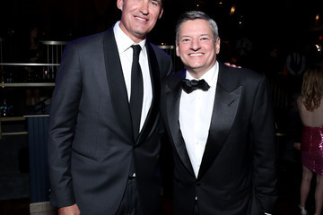 Scott Stuber Ted Sarandos 77th Annual Golden Globe Awards - Best Of