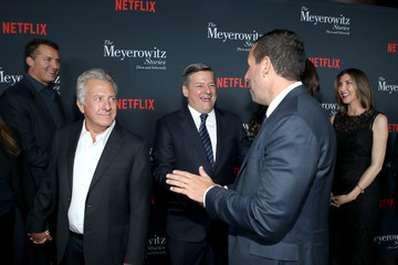 Scott Stuber Ted Sarandos 'The Meyerowitz Stories' (New and Selected) Special Screening in Los Angeles, CA