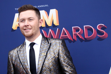 Scotty McCreery 53rd Academy Of Country Music Awards - Arrivals