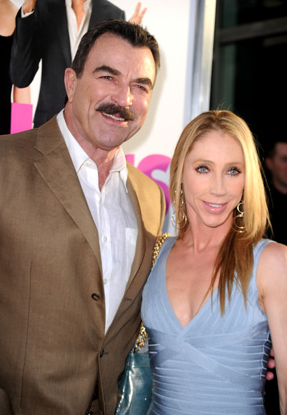 Jillie Mack Actor Tom Selleck a...