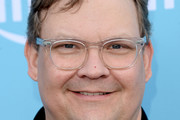 """Actor Andy Richter arrives at the screening of Amazon's """"Catastrophe"""" Season 2 at The London Hotel on April 3, 2016 in West Hollywood, California."""