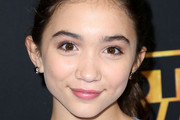 """Actress Rowan Blanchard attends the Screening of Disney XD's """"Star Wars Rebels: Spark of Rebellion"""" at the AMC Century City 15 theater on September 27, 2014 in Century City, California."""
