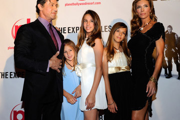 """Sophia Rose Screening Of Lionsgate Films' """"The Expendables"""" - Arrivals"""