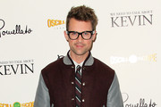 """TV personality Brad Goreski attends the Screening of Oscilloscope Laboratories' """"We Need To Talk About Kevin"""" at the Writers Guild Theater on November 10, 2011 in Beverly Hills, California."""