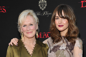 """Glenn Close Rose Byrne Screening of the Season Four Premiere of """"Damages"""" only on DIRECTV - Arrivals"""