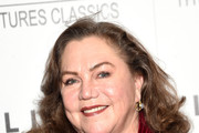 """Kathleen Turner` attends The Cinema Society With Hestia & St-Germain host a screening of Sony Pictures Classics' """"I Saw the Light"""" at Metrograph on March 24, 2016 in New York City."""