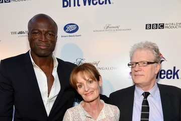 Seal 8th Annual BritWeek Launch Party - Red Carpet
